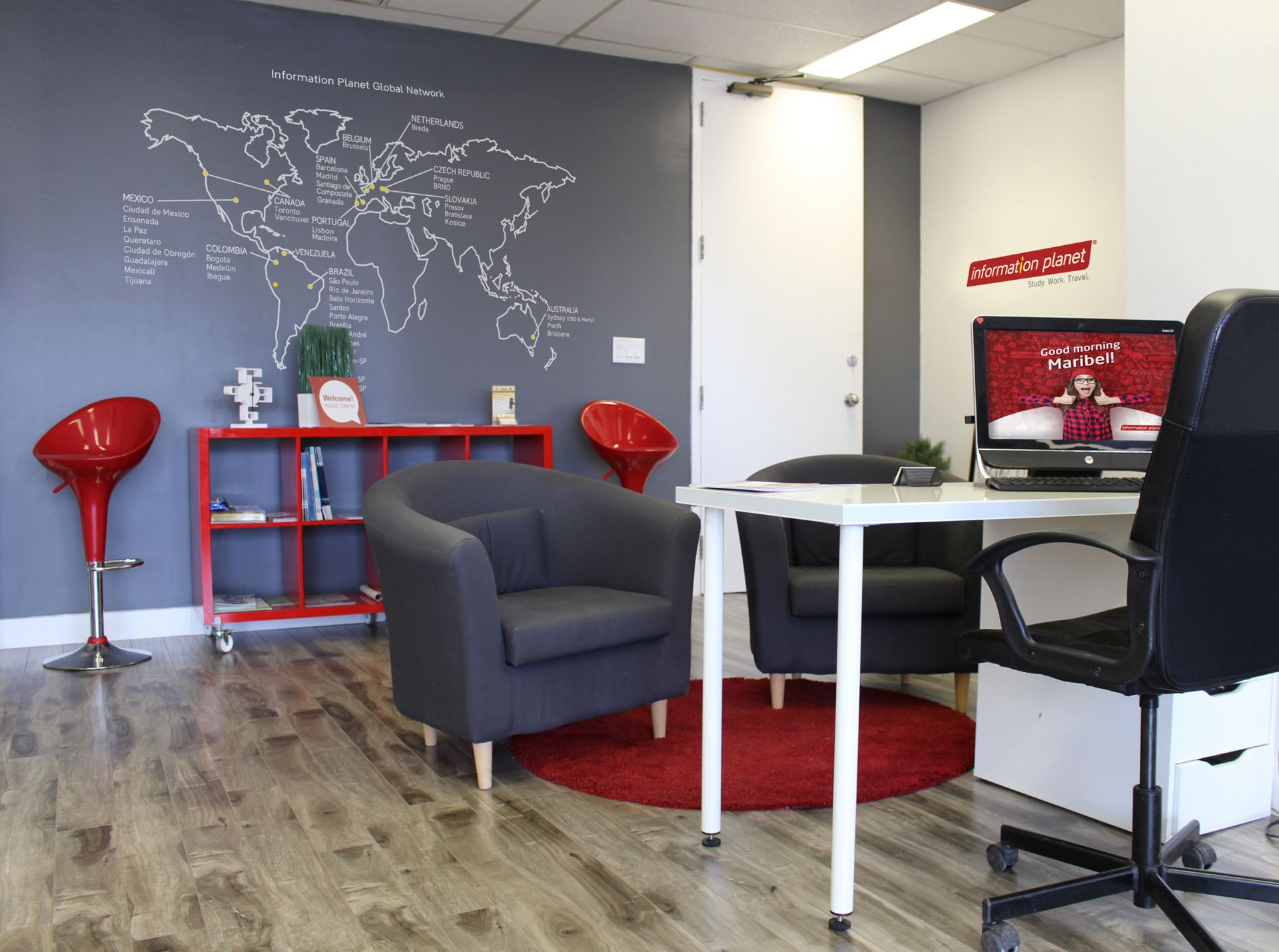 information planet kancelar v torontu kanada