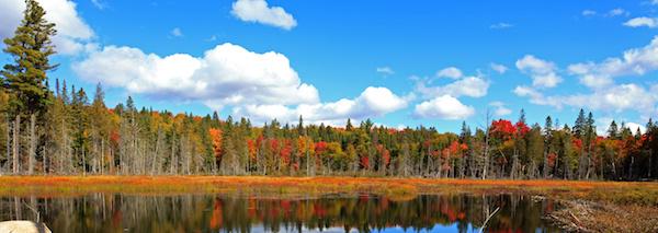 Národní park v Kanadě