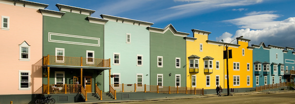 Dawson City Kanada