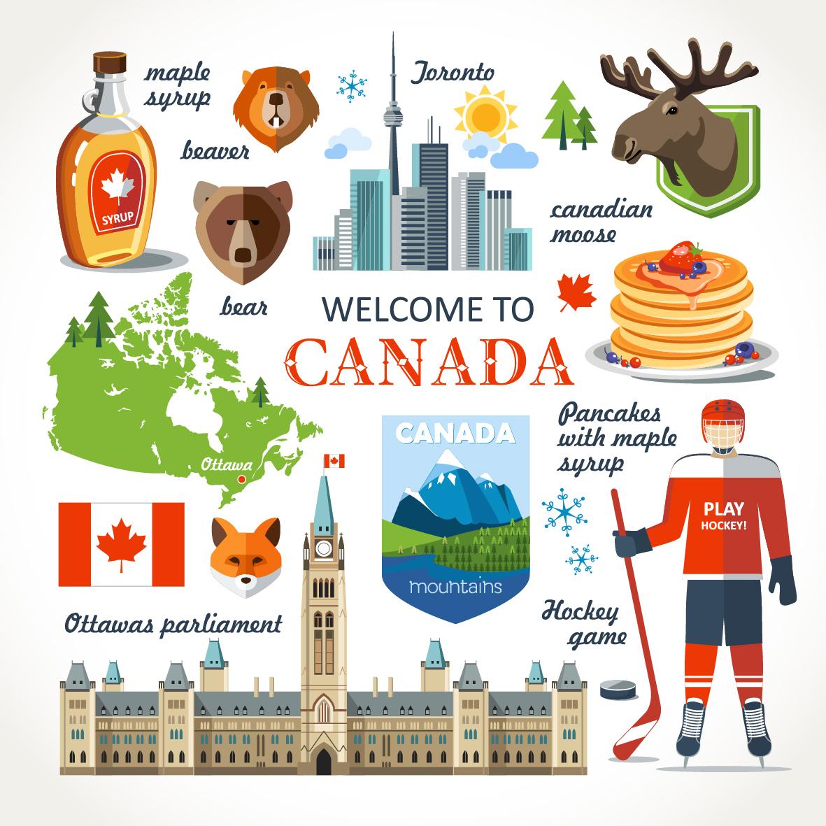Kanada graficky