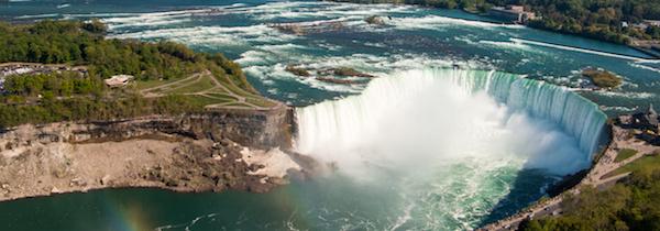 Niagárské vodopády