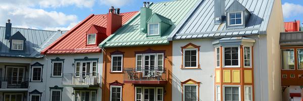 Historické centrum Quebecu