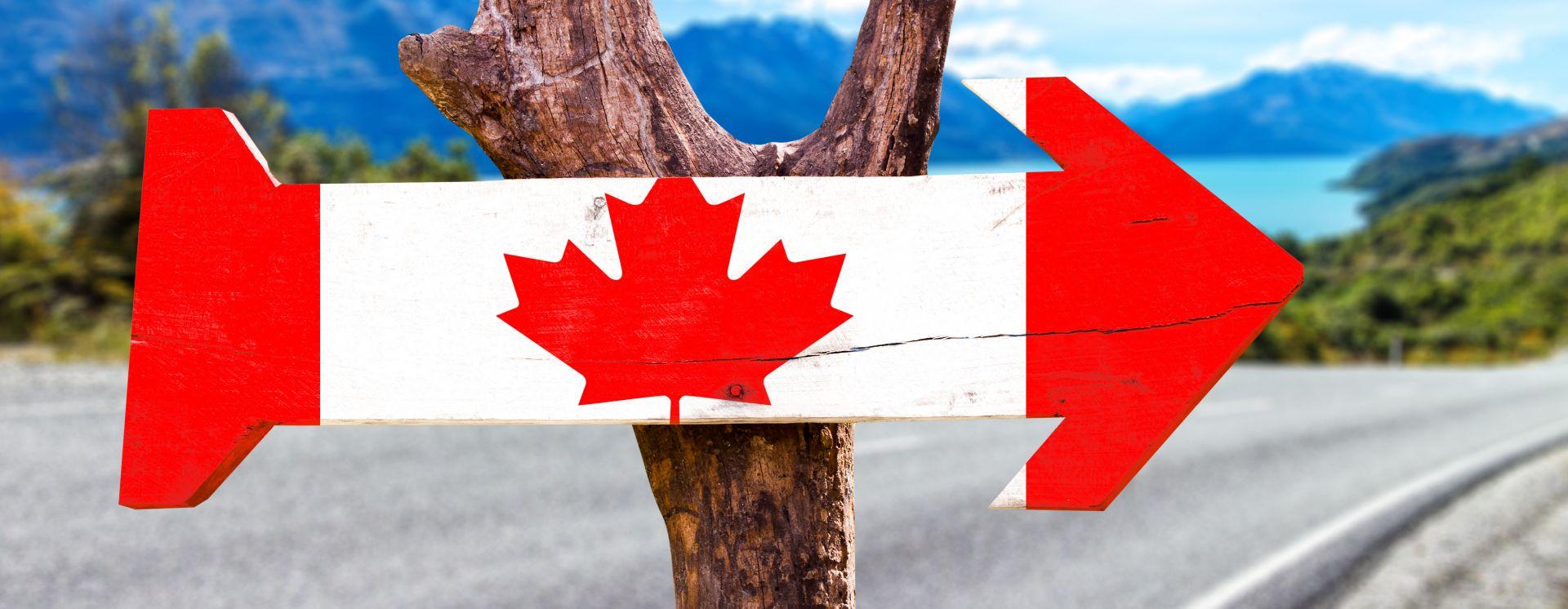 práce v kanadě