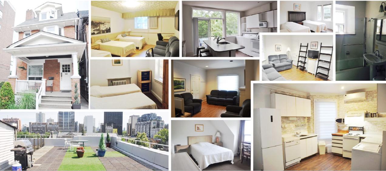 Ubytování Casa Vancouver